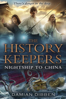 Nightship to China cover